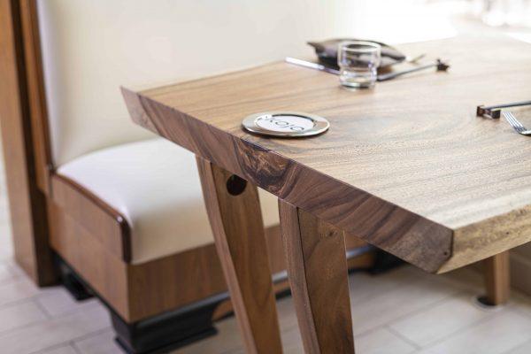 commercial grade restaurant table tops