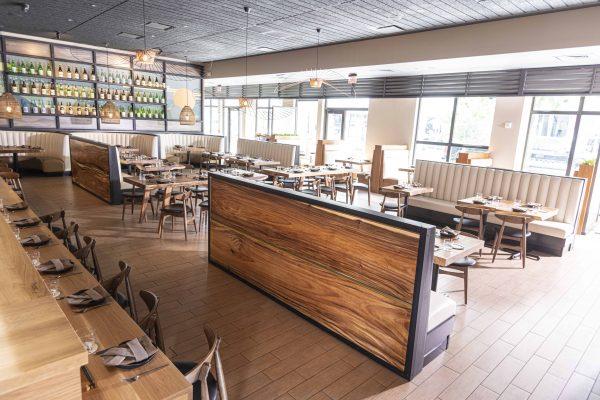 commercial grade restaurant furniture wood acacia