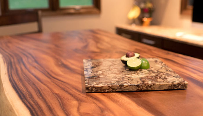 acacia butcher block countertop